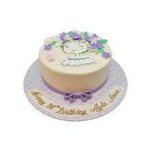 Birthday Cake - Girl