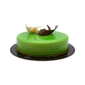 Cantaloupe Pistachio Cake