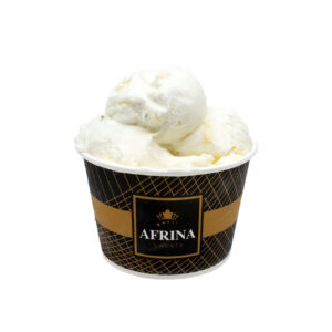Afrina Ice-cream Vanilla 8 oz