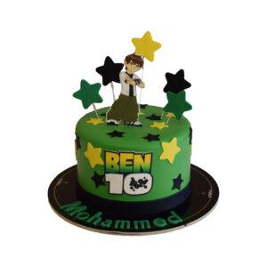 Ben 10 - Happy Birthday