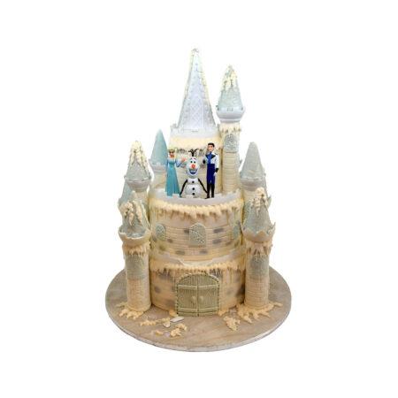 The Castle Birthday Cake