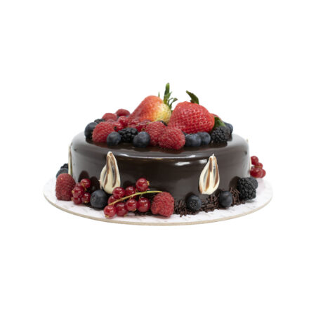 Berry Chocolate Cake