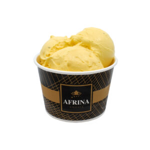 Afrina Ice-cream Saffron 08 oz