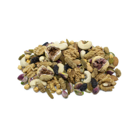 Mixed Nuts Diet