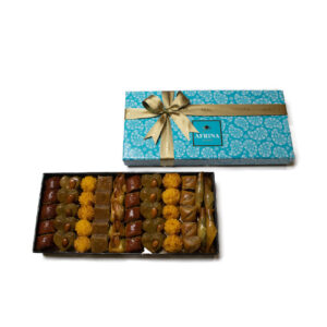 Baklava green box
