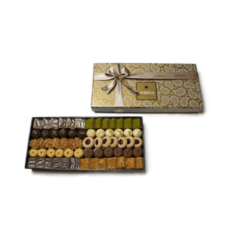 Classics Large Box Golden