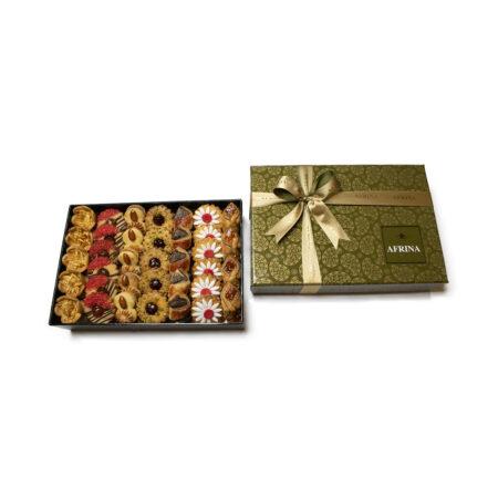 Cookies & Puff Green Box