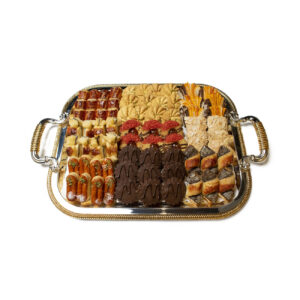 Cookies & Puff Med. Rectangle Tray