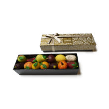 Marzipan Small Box Golden