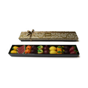 Marzipan Medium Box Golden
