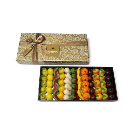 Marzipan Large Box Golden