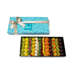 Marzipan Persian Green Box