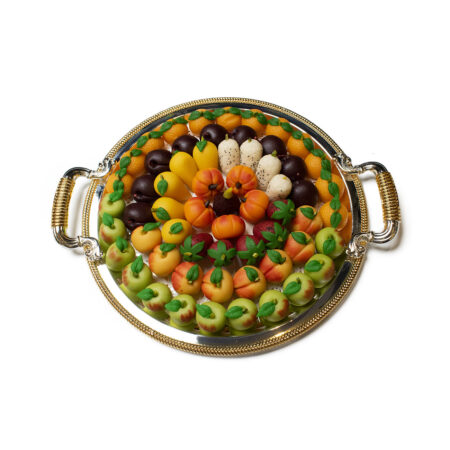 Marzipan Small Round Tray