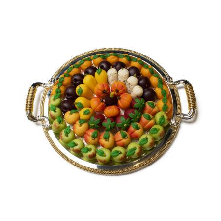Marzipan Small Round Tray