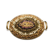 Mix Nuts Diet Small Oval Tray