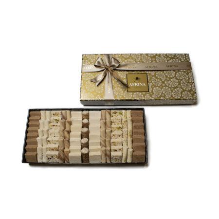 Rahash Large Golden Box