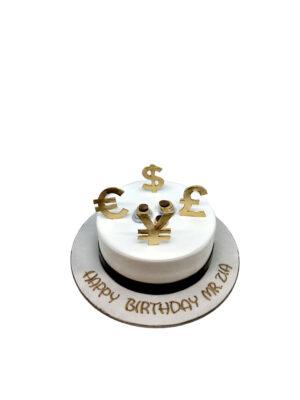 Symbols Birthday cake