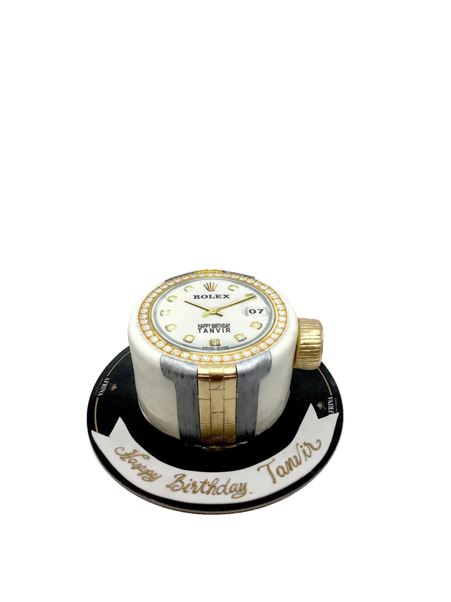 Watch birthdaycake